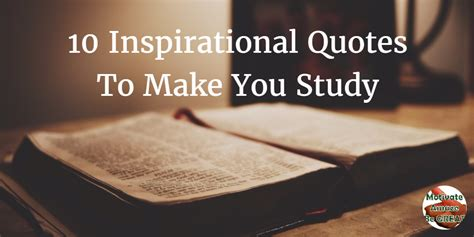10 Great Blogs To Inspire You by 10 Inspirational Quotes To Make You Study Motivate Amaze