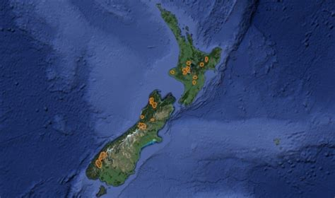 google images nz using google maps to connect kids to conservation doc