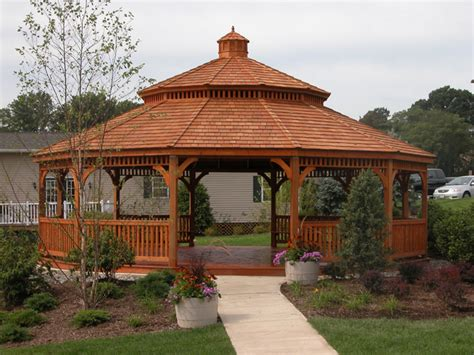 Big Gazebo Best Built Sheds Gazebos