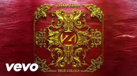 true colors traduzione testo zedd kesha true colors traduzione in italiano testo e