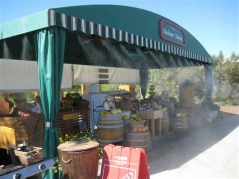 Commercial Patio Misters by Commercial Misting Systems Modern Misting Systems For