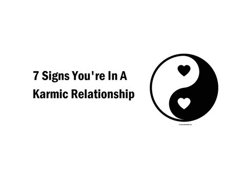 7 Symbols Of A Relationship by 7 Signs You Re In A Karmic Relationship