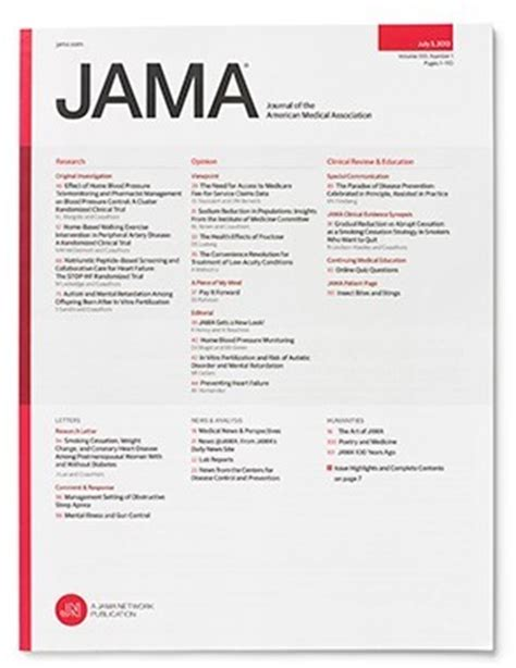 Cover Letter Jama Community Gathers Steam To Tackle Climate S Health Effects 183 The Society
