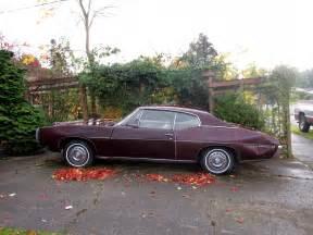 1968 Pontiac Lemans Seattle S Classics 1968 Pontiac Lemans