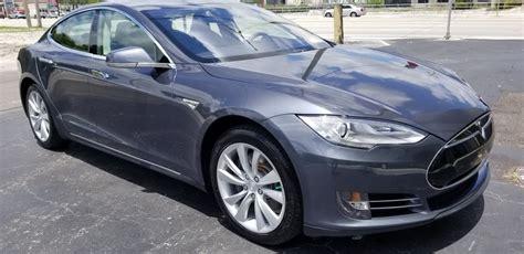 2014 Tesla Model S Price