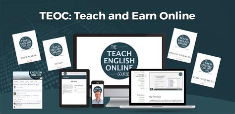 online design teacher the teach english online course start your own thing online