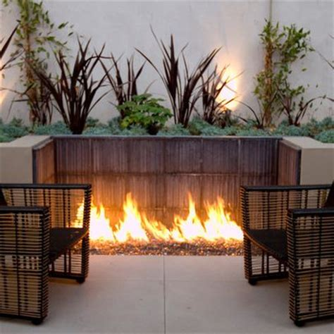 outdoor fireplace wall pin by donna perez on fireplaces mantels