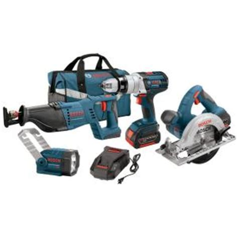 Giveaway Tools - ultimate tool bag giveaway bosch clpk401 181 18 volt combo kit tools in action