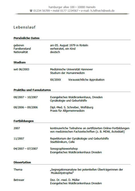 Anschreiben Anrede Doktor Bewerbung Arzt Praktikum Famulatur Sofort