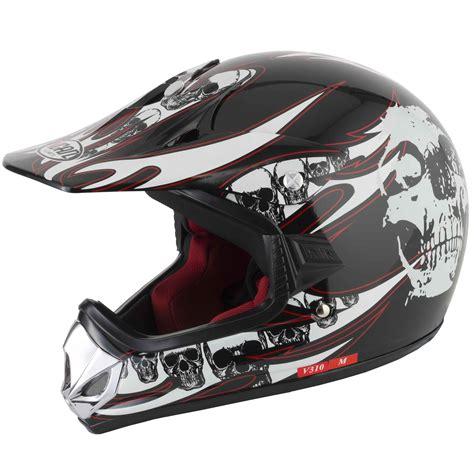bluetooth motocross helmet vcan v310 motocross helmet youth motocross helmet vcan