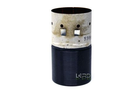 jl audio   single  ohm voice coil  lord  bass