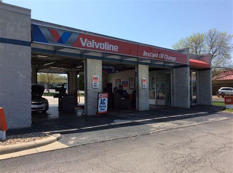 Instan Shop Valvoline Instant Change Overland Park Ks 9531 W 87th St