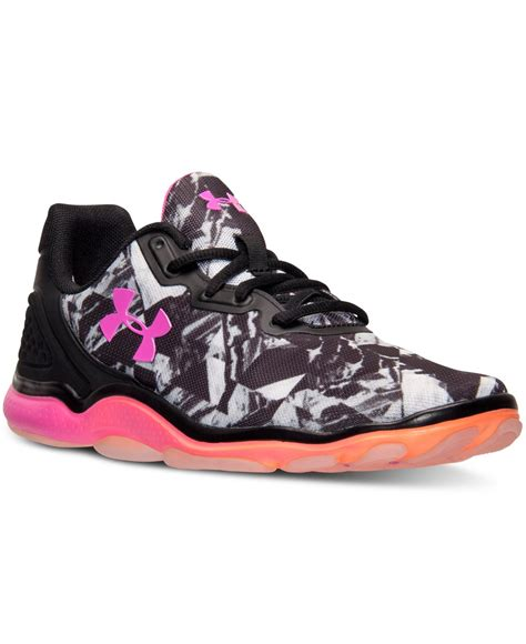 armour sneakers womens armour s micro g sting tr 2 sneakers