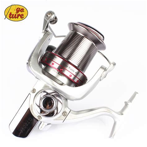 Spining Reel Maguro 8000 14 Bearing Laris risn original certified metal big far 14 bearing fishing reel 8000 left right