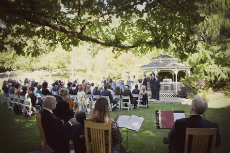 arts garden centre get married in magical marin marin marin county