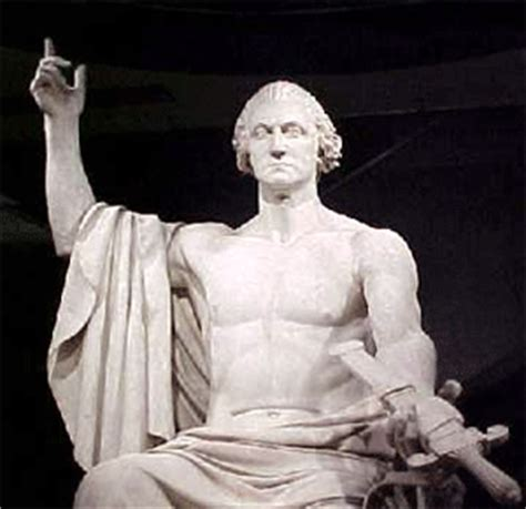 george washington as zeus alvin daily beware of symbols
