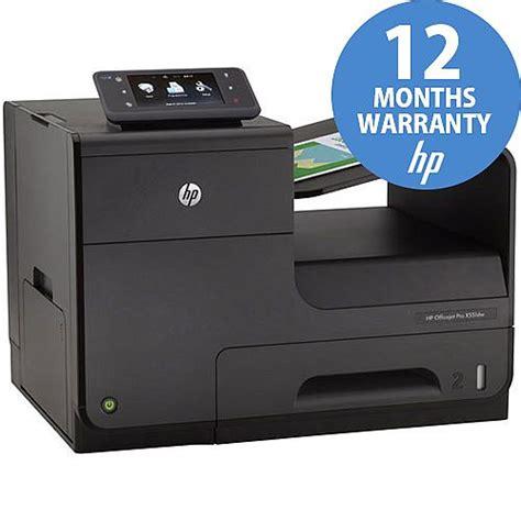 Printer Hp Officejet Pro X451dw hp officejet pro x451dw colour inkjet workgroup printer huntoffice co uk
