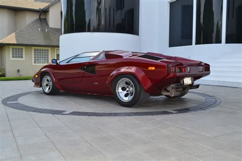 Lamborghini Countach 5000s For Sale Classic Italian Cars For Sale 187 Archive 187 1985