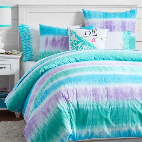 Purple Duvet Cover Sets Reef Tie Dye Duvet Cover Sham Cool Pbteen
