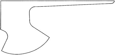 hood pattern shape tempus sewing garb accessories weeb site hat site hoods
