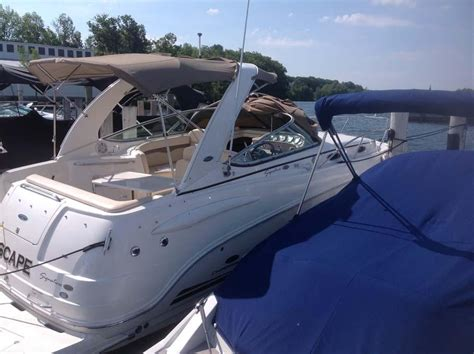 chaparral boats laconia nh 2006 used chaparral 280 signature bowrider boat for sale