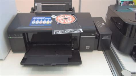 Printer 3d Epson epson l805 printer review in 3d