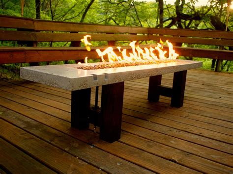 Table Firepit Pit Chairs And Other Equipment For Barbecue Pit Design Ideas