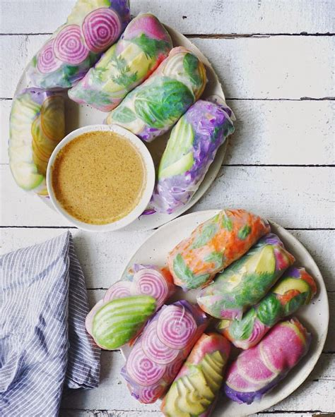 How To Make Rice Paper Wraps - 25 best ideas about rice paper wraps on rice