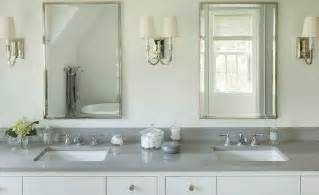 Grey Bathroom Countertops by Gray Quartz Countertop Design Ideas