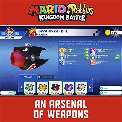Murah Mario Rabbids Kingdom Battle Nintendo Switch mario rabbids kingdom battle nintendo switch standard
