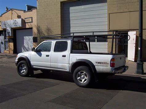 ladder racks for toyota tacoma tacoma alurack autos post