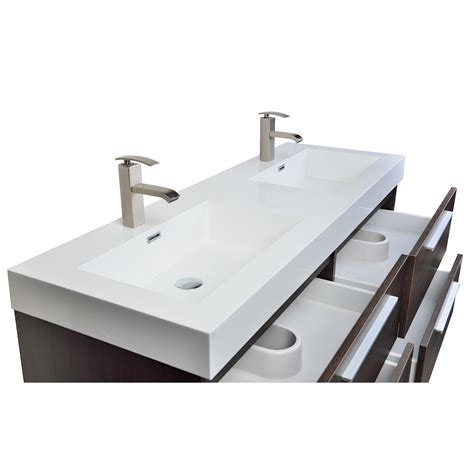 sink oak bathroom vanity set oak bathroom sink vanity darby home co bedrock 72