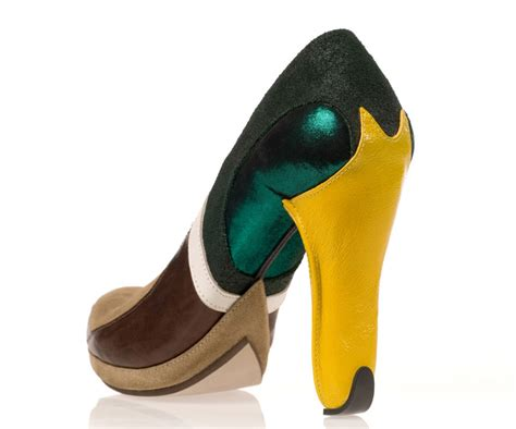 mallard duck slippers if it s hip it s here archives fowl footwear by shoe