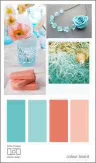teal color schemes 1000 ideas about coral color schemes on
