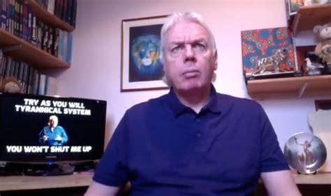 david icke illuminati david icke s german world tour talks axed amid claims of