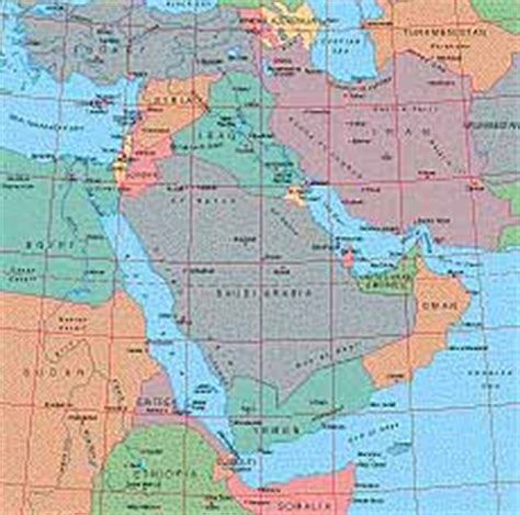 middle east map high res map catalog world map collection saudi arabia maps