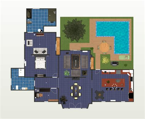 Homestyler Floor Plan como hacer planos para casas f 225 cilmente programas gratis