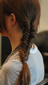 easy hairstyles with box fishtales fishtail braid step by step tutorial