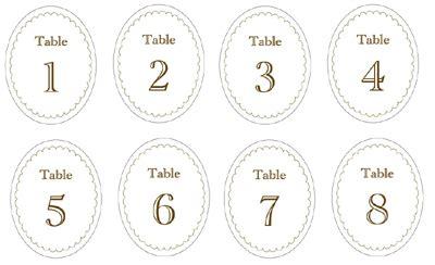 free table number templates free printable table numbers template vastuuonminun