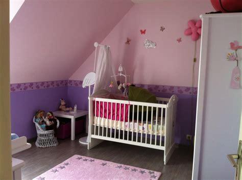 chambre enfant violet chambre et violette finalisee photo 1 4 lit