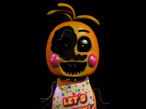 Withered toy chica by fnafdude223 on deviantart