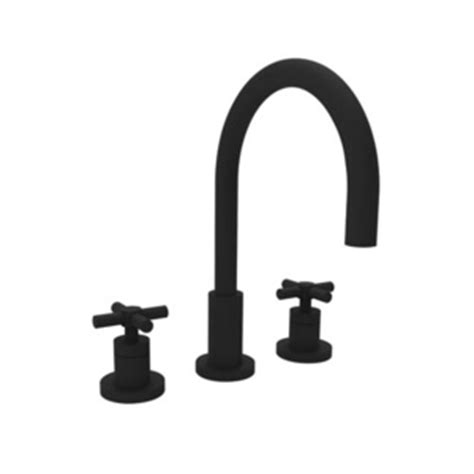 n990 56 east linear 8 widespread bathroom faucet flat