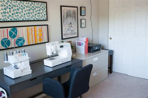 Overhead Kitchen Cabinets by Ten Tips For A More Functional Sewing Space
