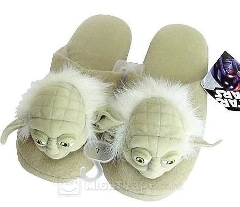 yoda slippers for wars yoda slippers small s at mighty ape