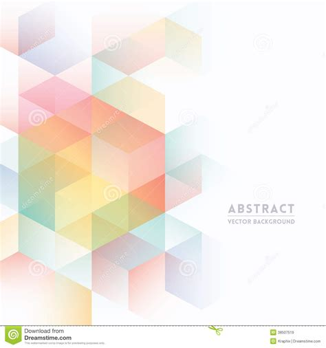 design background shape abstract isometric shape background royalty free stock