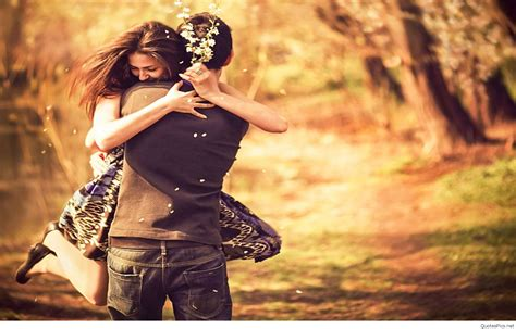 wallpaper of couple love romantic couple hug and kiss sayings wallpapers