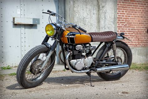 solow s cb350 the bike shed