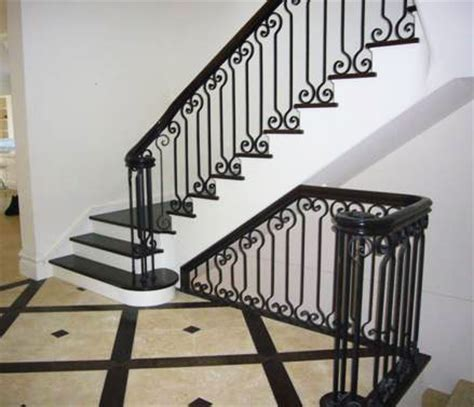 Stair Banisters Metal Balustrade Steel Balustrade Eric Jones Stairs