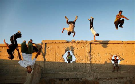 Mansions by The Urban Dancers The Story Of Australian Parkour