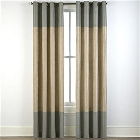 jcpenney grommet drapes drapery panels curtains and curtain panels on pinterest
